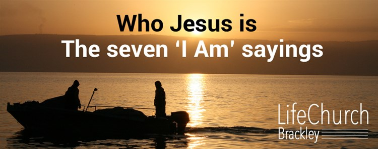 Who Jesus is - page banner