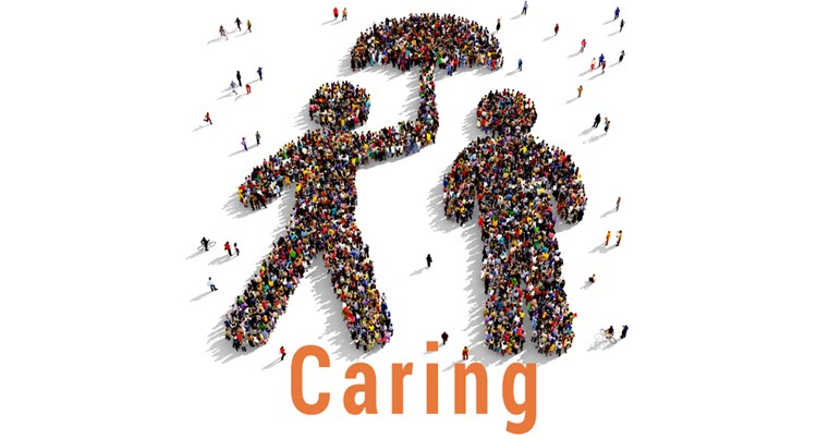 Caring banner 2019